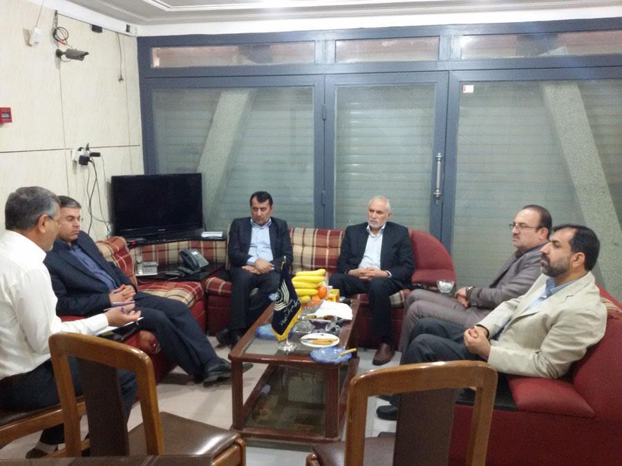 مدیر کل زندانها و رئیس هیأت مدیره ستاد دیه خوزستان: