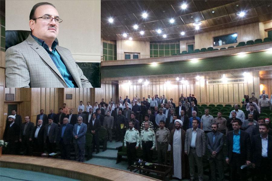 مروری بر جشن گلریزان زندانهای خوزستان در سال ۹۳-گزارش شماره ۱