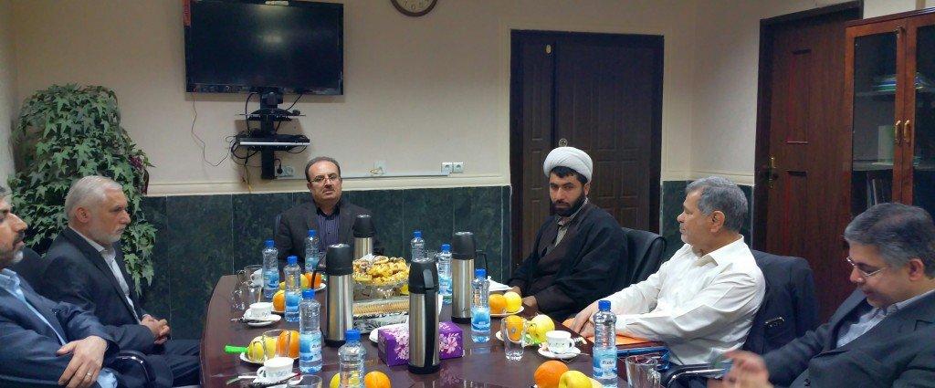نشست هیأت مدیره ستاد دیه استان خوزستان