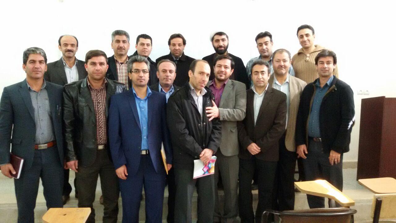 حجت الاسلام هاشم نیا: مدیر عامل ستاد دیه خوزستان: