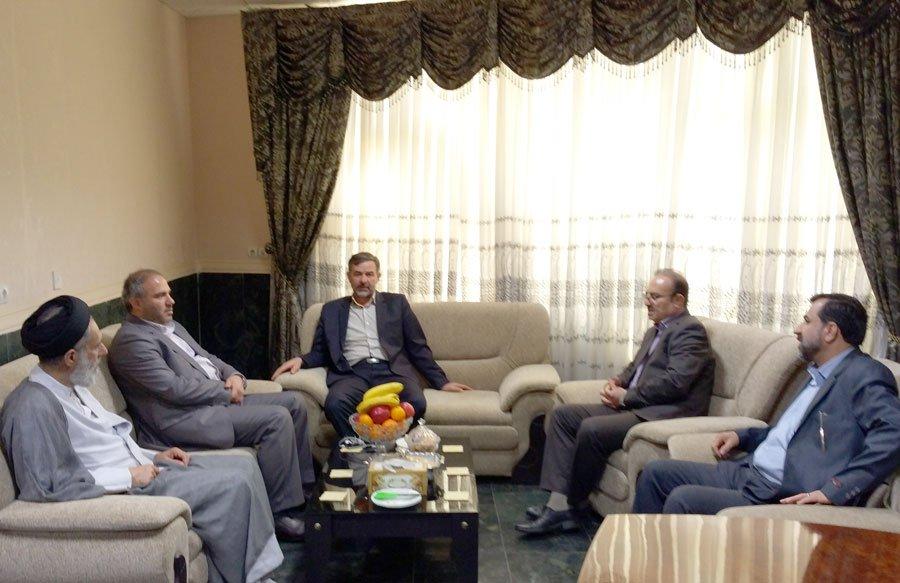 رئیس کل دادگستری خوزستان تأکید کرد:تقویت ستاد دیه از جمله اولویتهای ما در امور زندانیان است