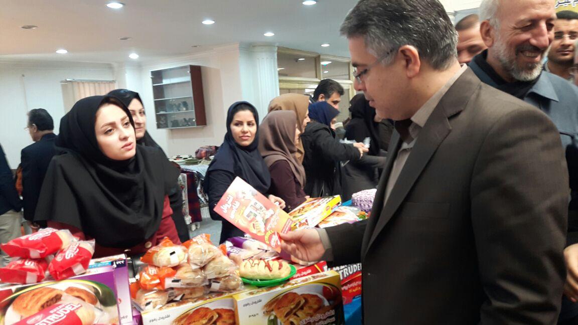 برگزاری جشنواره خیریه فروش غذا جهت کمک به آزادی زندانیان غیر عمد