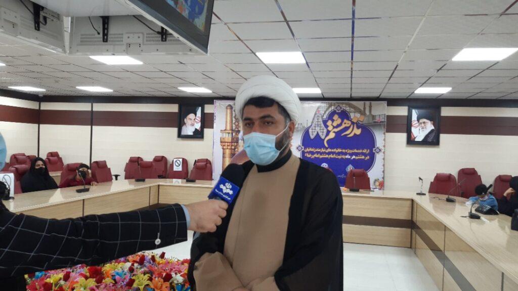 آزادی هشت زندانی غیرعمد به نیت امام مهربانی ها امام رضا(ع)