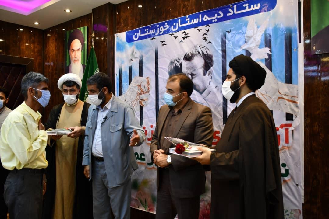 آزادی ۱۰ زندانی نیازمند جرایم غیرعمد با همت خیرین خوزستانی